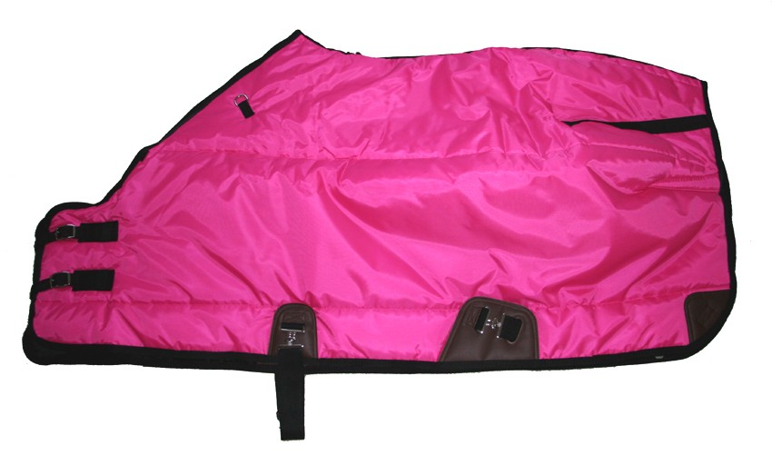 Hot Pink Horse Blanket Bar Bj Products